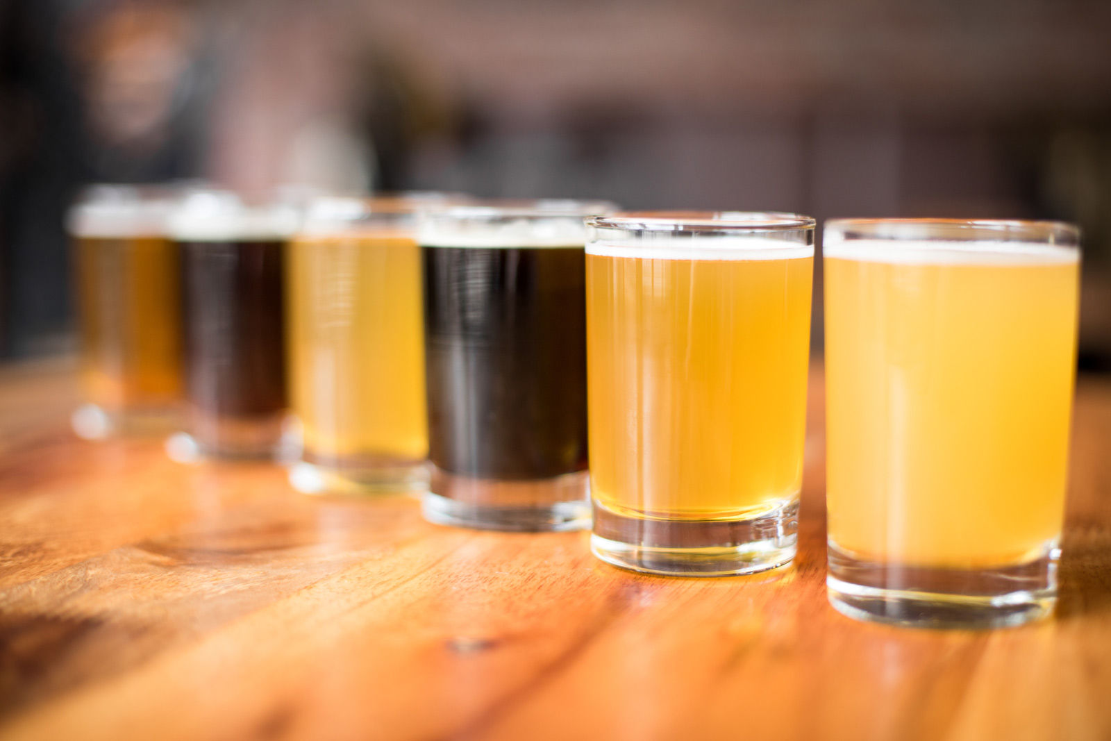 Sample a flight from the many craft breweries from your Saskatoon hotel.